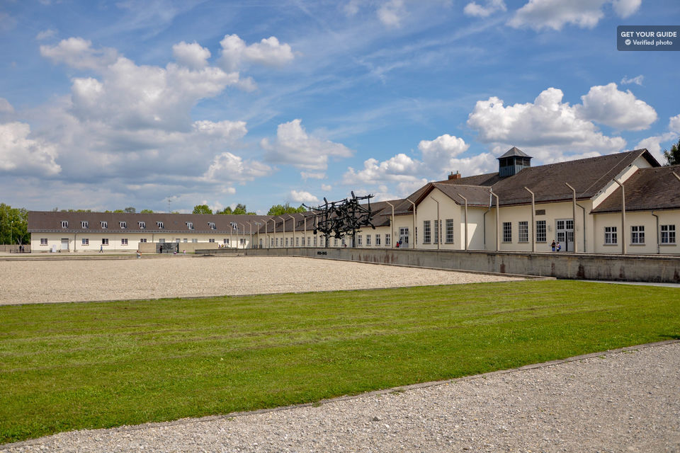 From Munich: Dachau Memorial Site Full-Day Tour in English