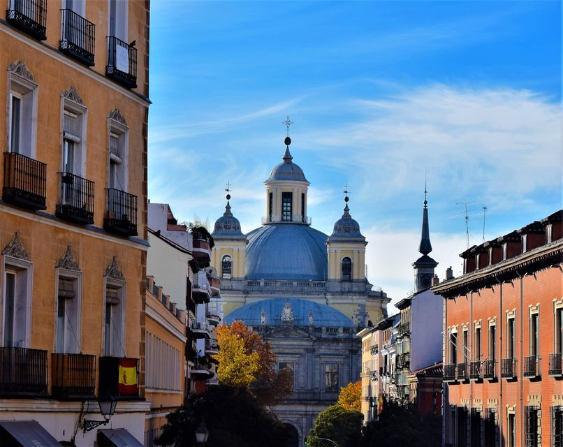 Find Your Way Around Madrid by Solving Riddles