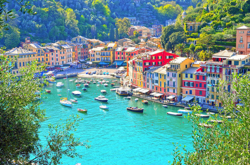 From Genoa Full Day Tour of Genoa and Portofino