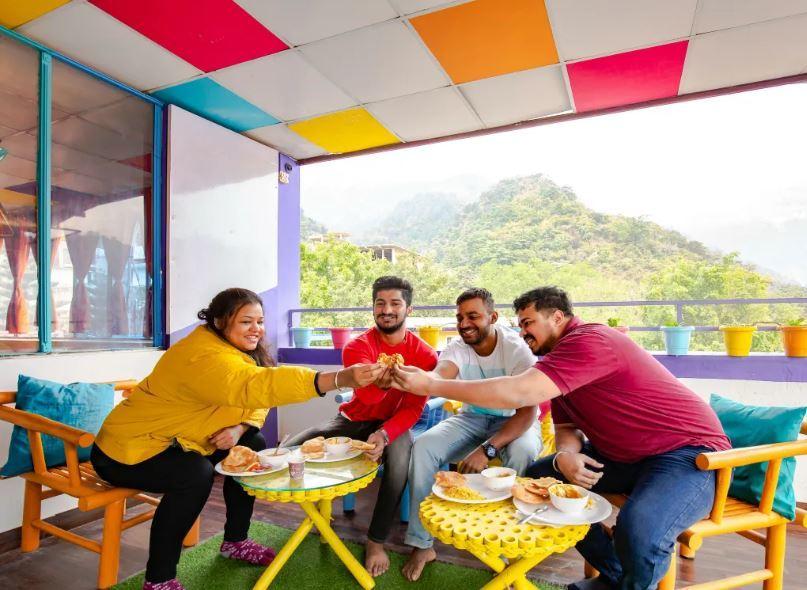 Gostops Rishikesh best hostels in Rishikesh