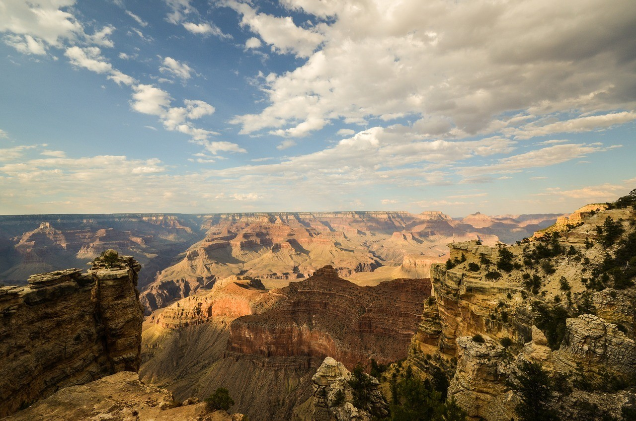 When to visit Grand Canyon