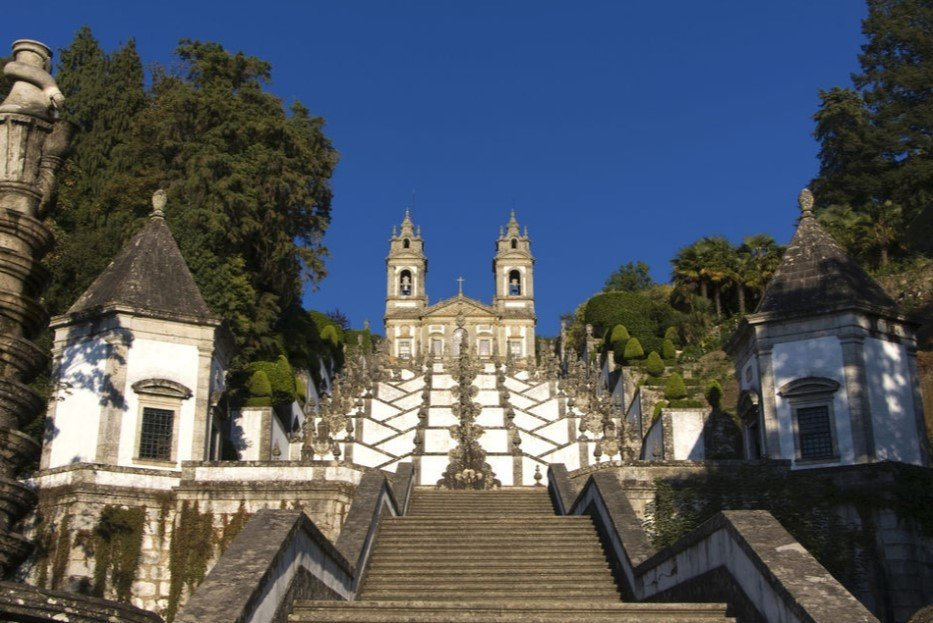 Guimaraes and Braga
