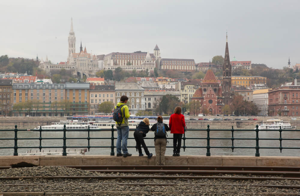 Is Budapest safe to travel for families