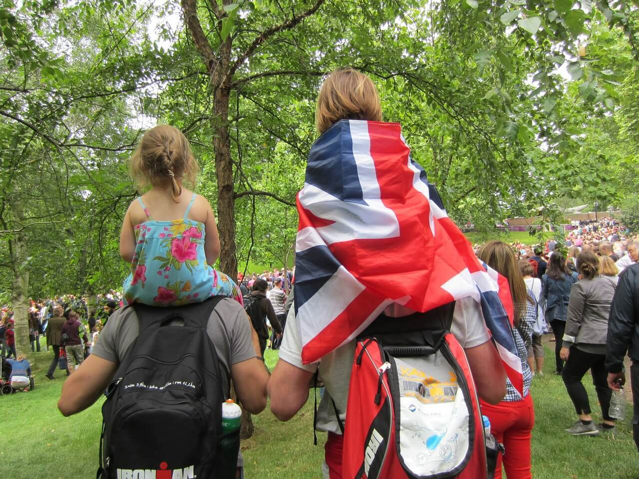 Is London safe to travel for families