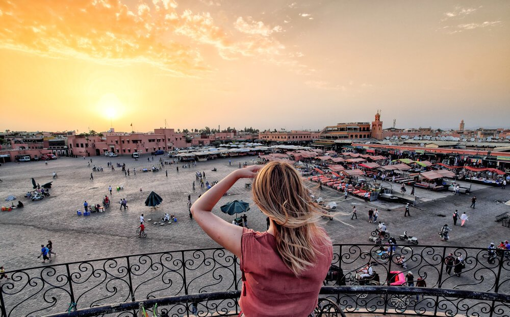 Is Marrakesh safe for solo female travellers
