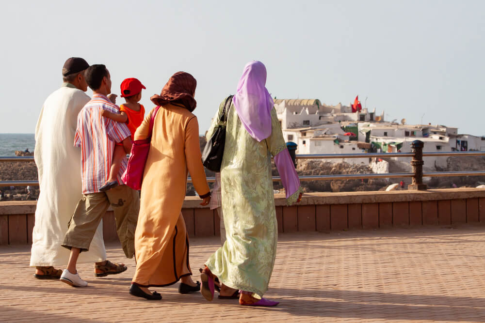 Is Marrakesh safe to travel for families