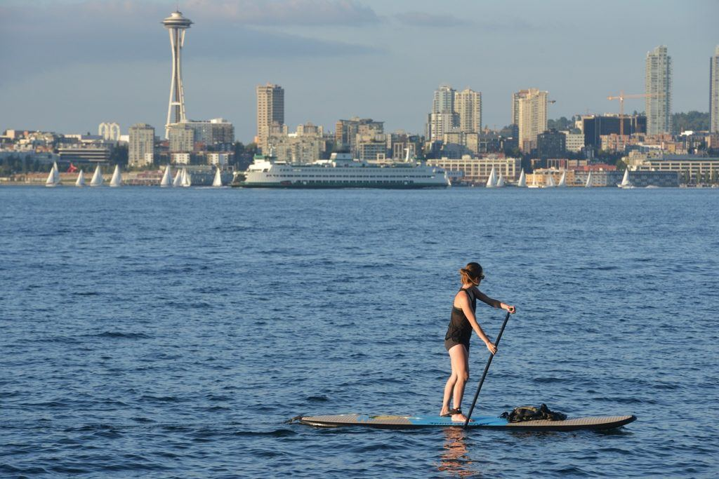 Is Seattle safe to travel alone