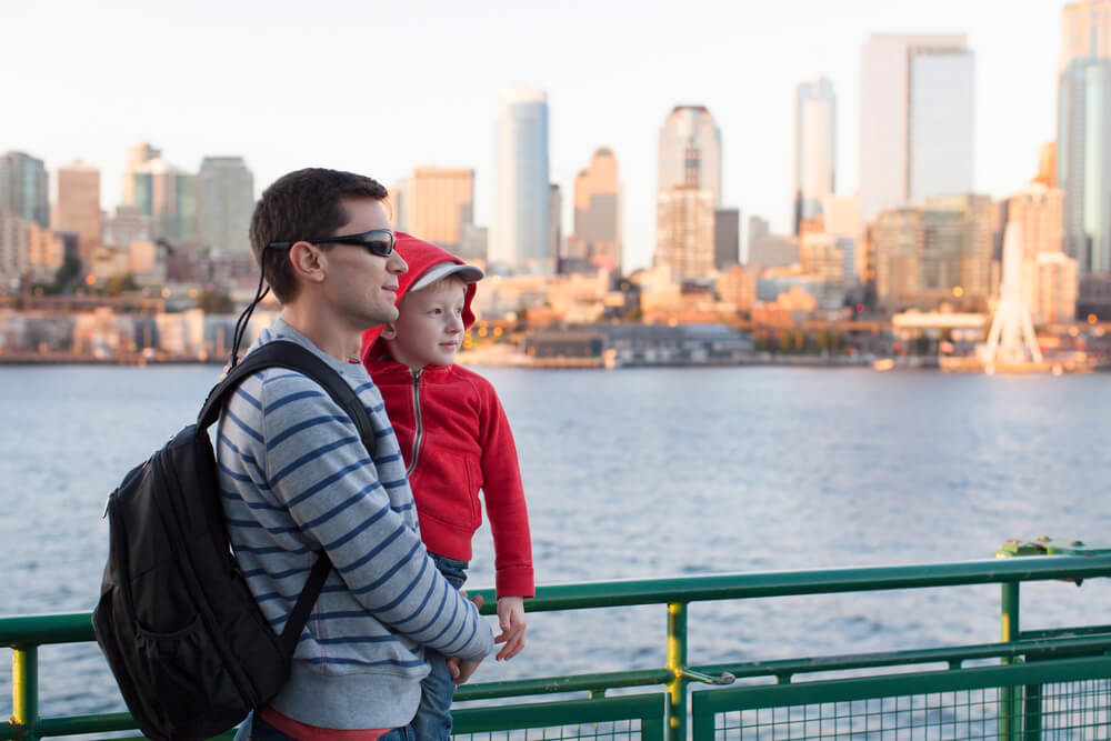 Is Seattle safe to travel for families