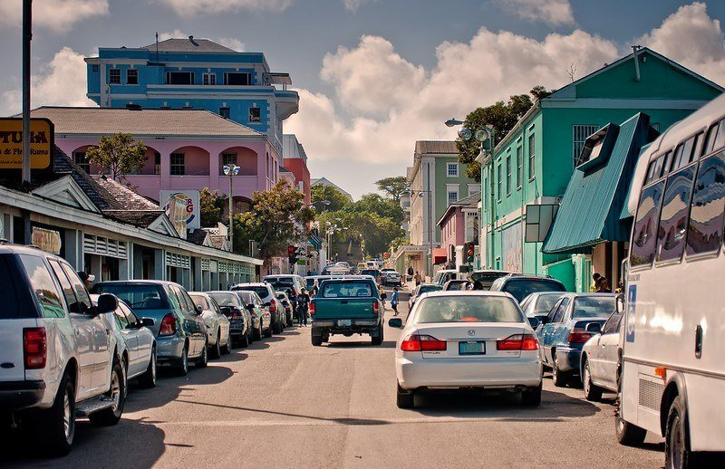 Is it safe to drive in Bahamas