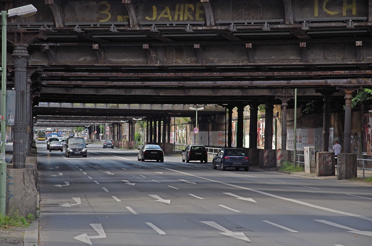 Is it safe to drive in Berlin