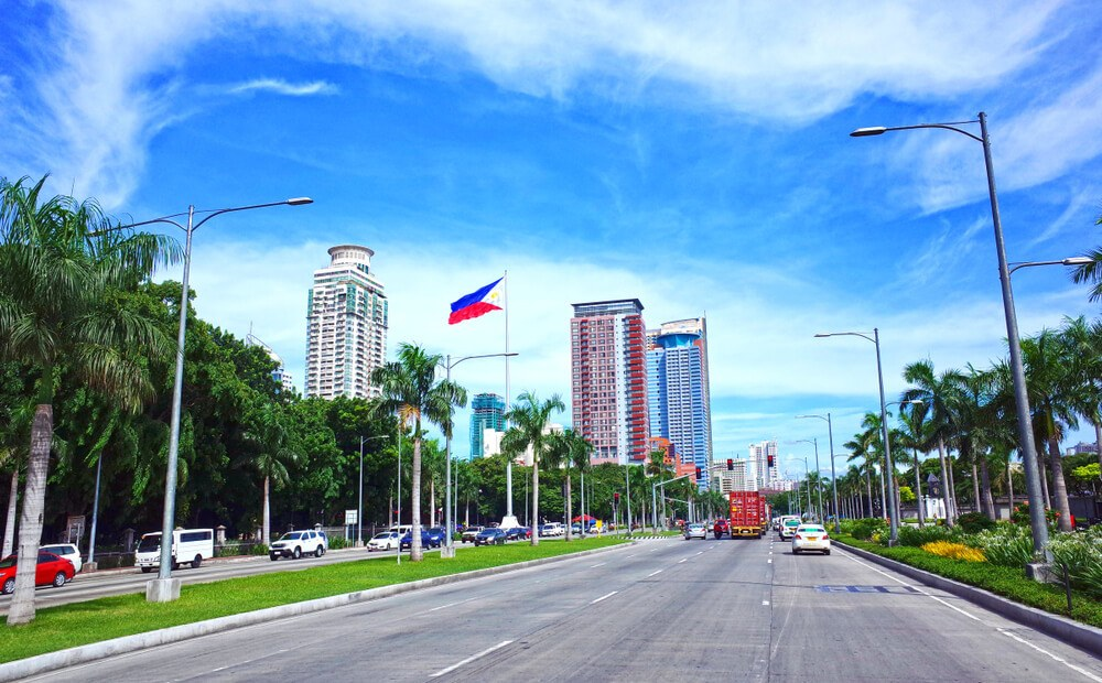 Is it safe to drive in Manila