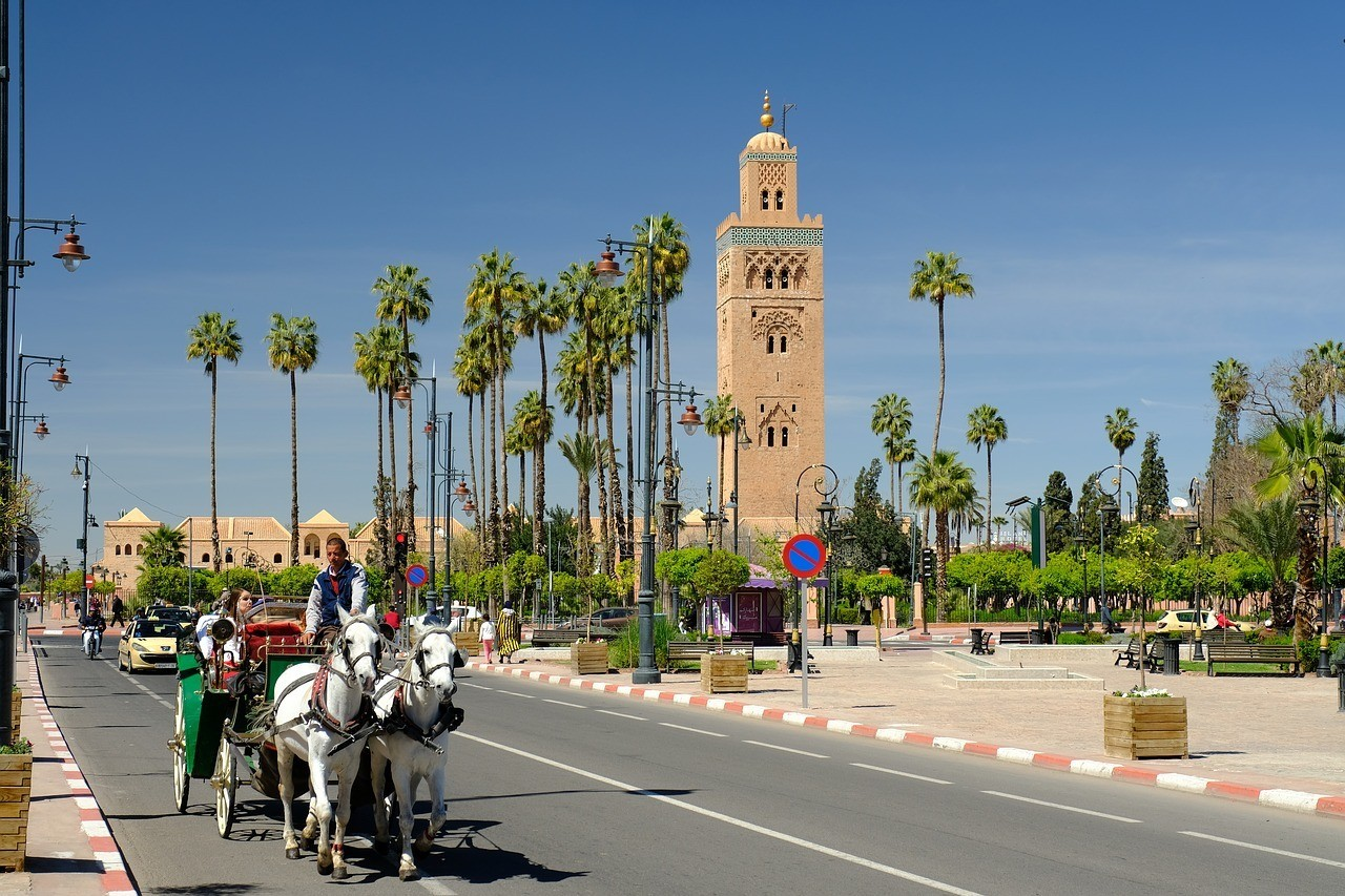 Is it safe to drive in Marrakesh