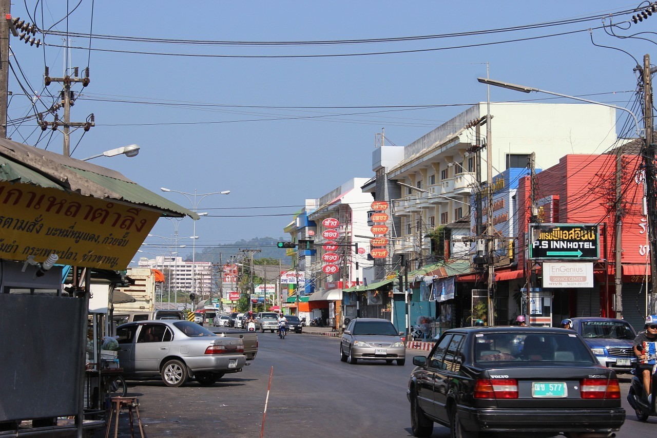 Is it safe to drive in Phuket