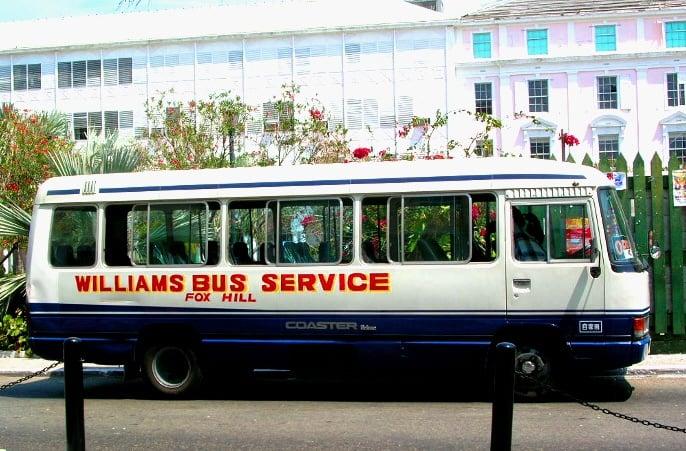 Is public transportation in Bahamas safe