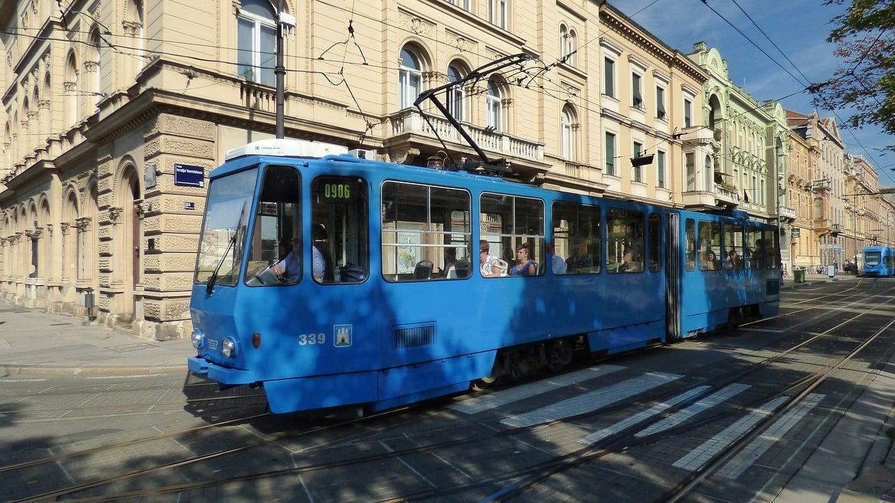 Is public transportation in Croatia safe
