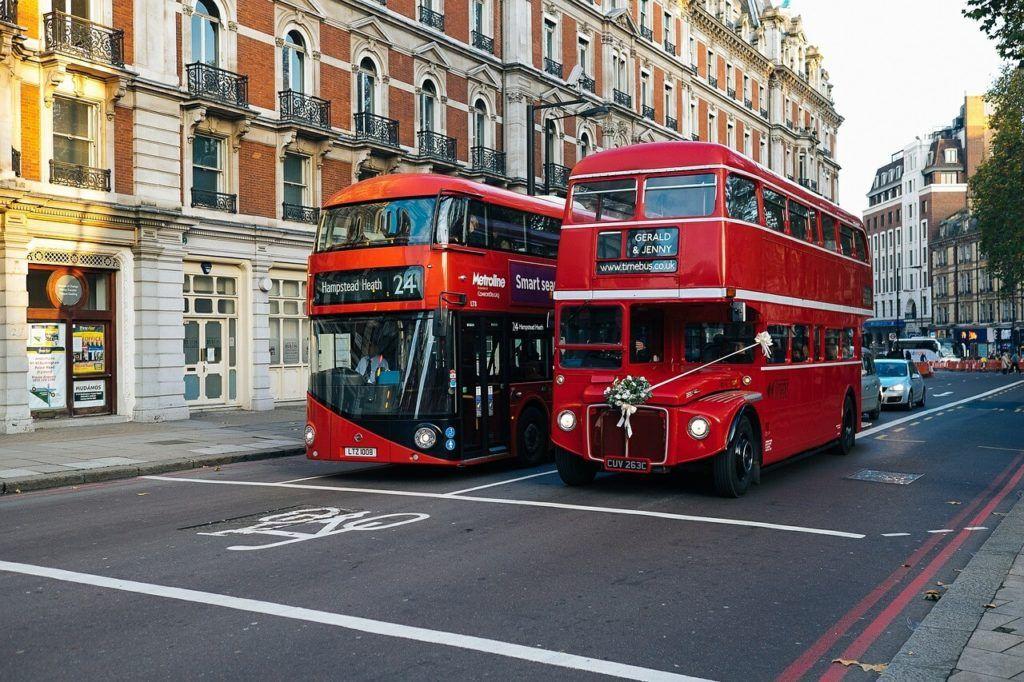 Is public transportation in London safe