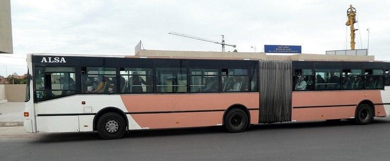 Is public transportation in Marrakesh safe