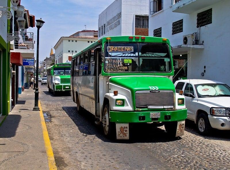Is public transportation in Puerto Vallarta safe