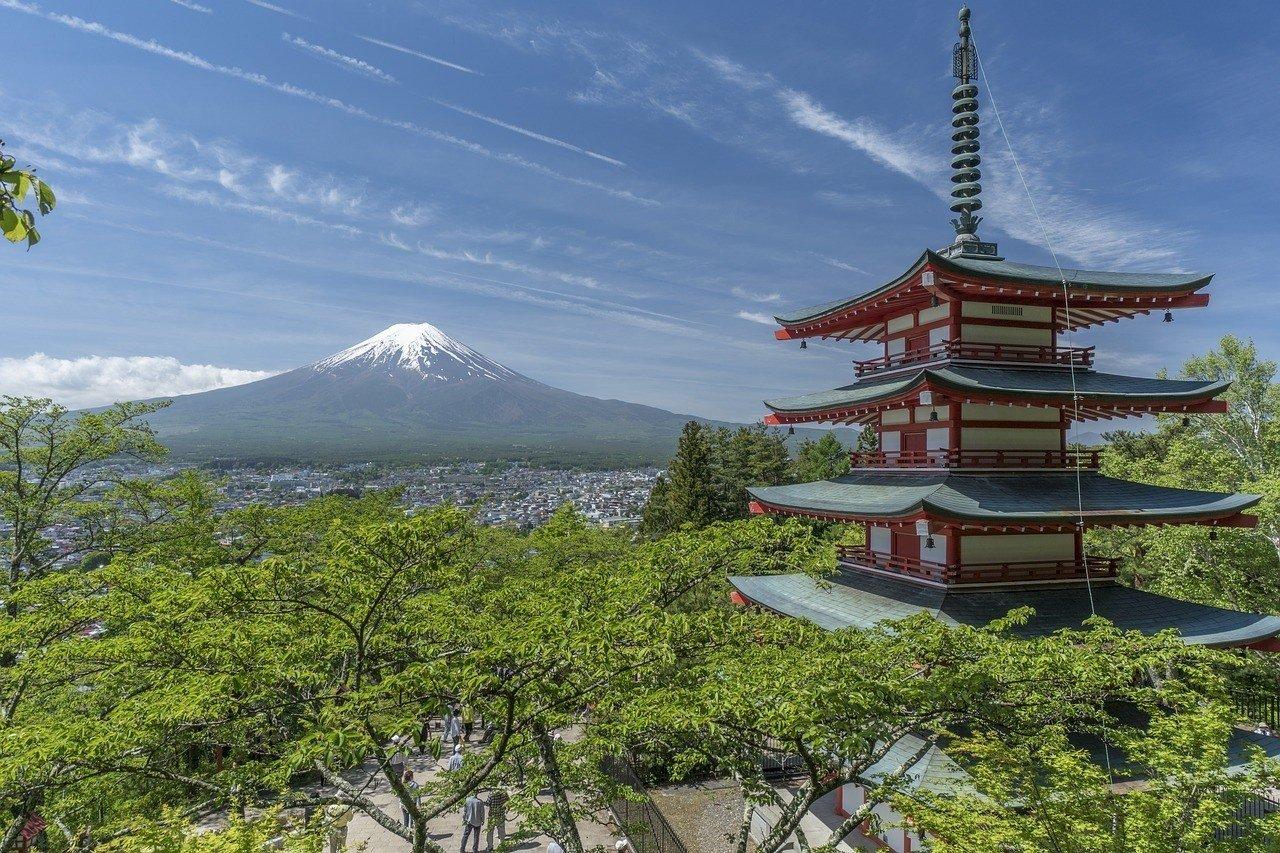 Kawaguchiko Mt Fuji