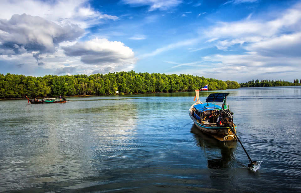 Boats to traverse through Phuket's areas to stay