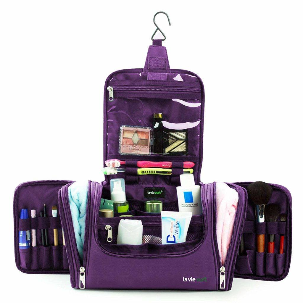 best large travel toiletry bag Laviert