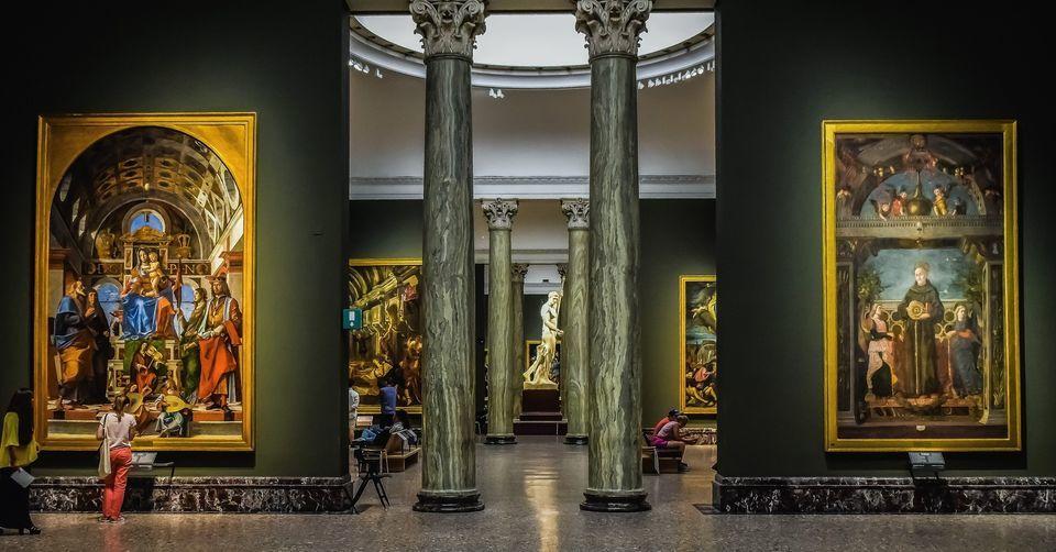 Marvel at the Beauty of Italian Paintings