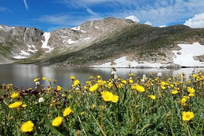 Mount Evans Denver