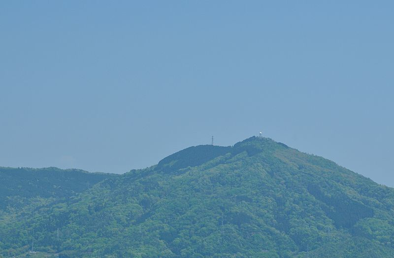 Mount Haigamine