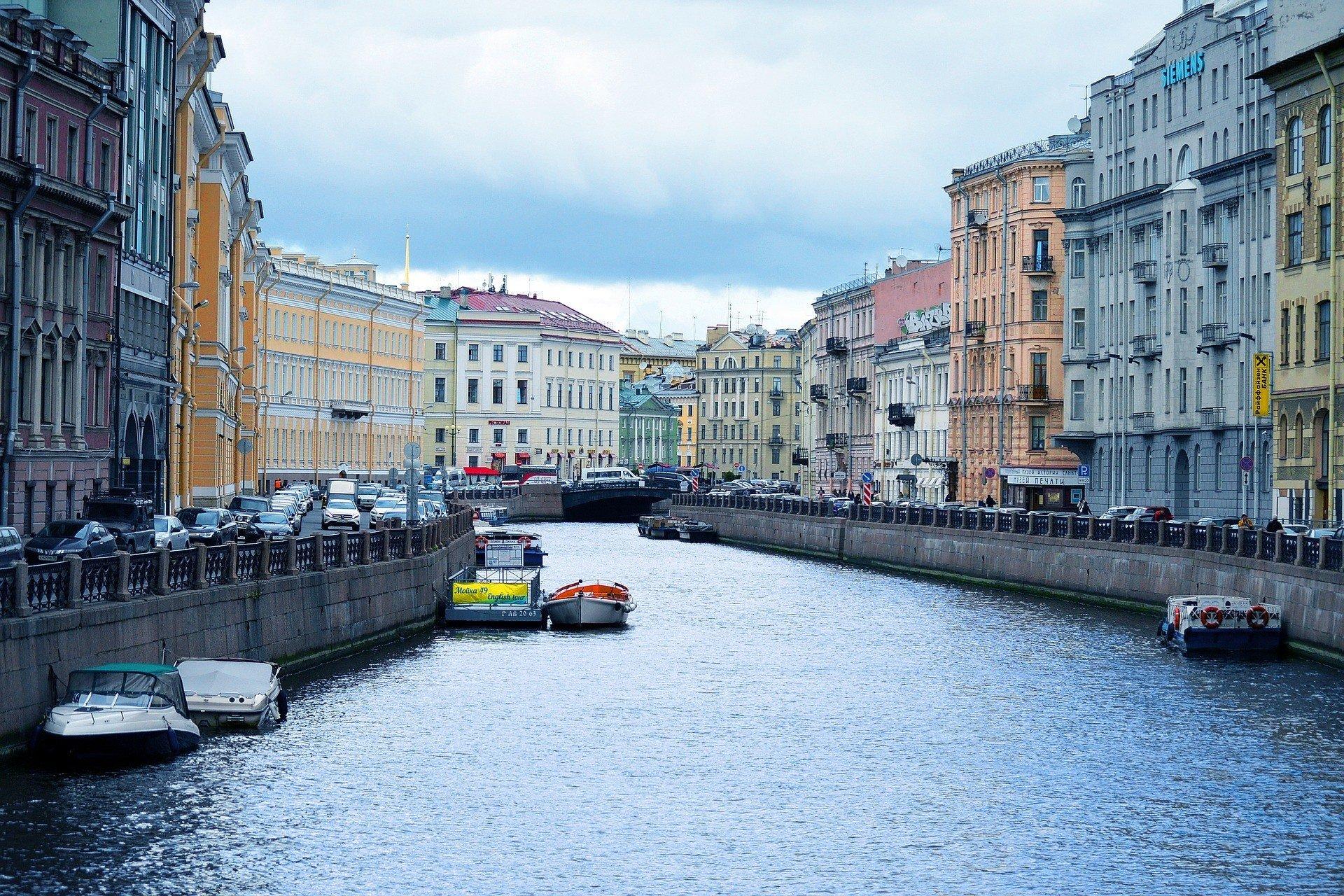 New Holland Island, St Petersburg