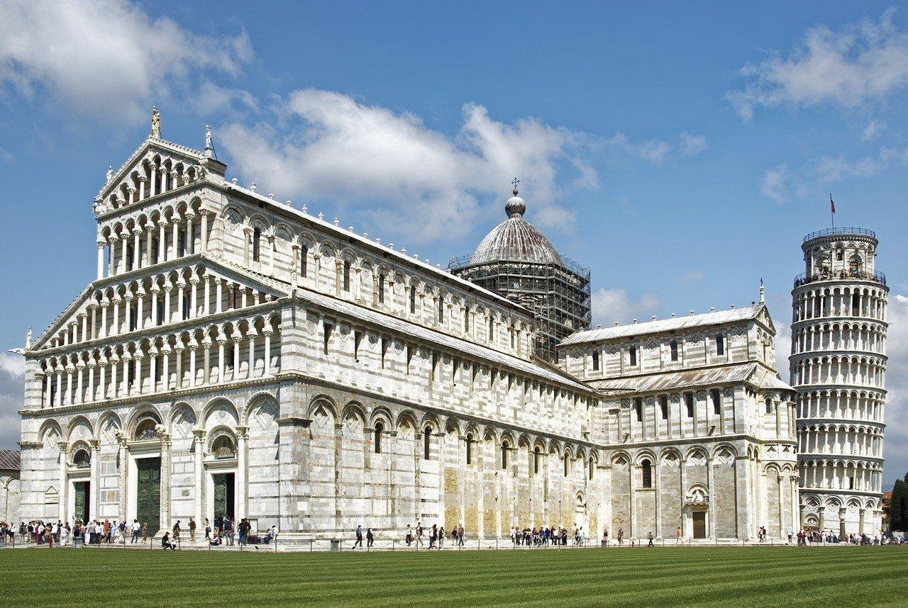 Santa Maria, Pisa