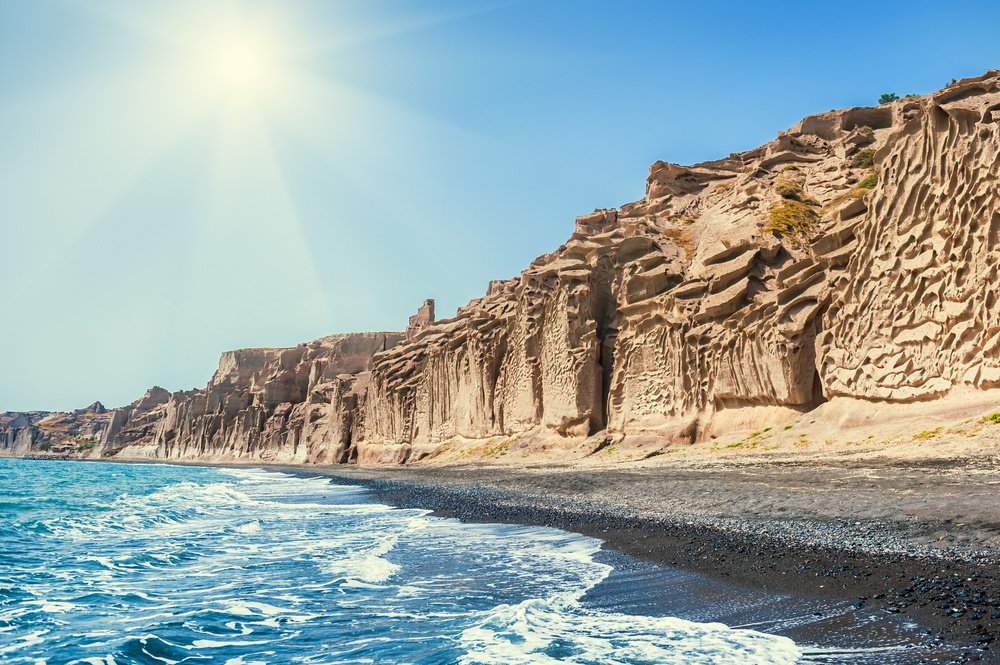 Playa Vlychada Beach