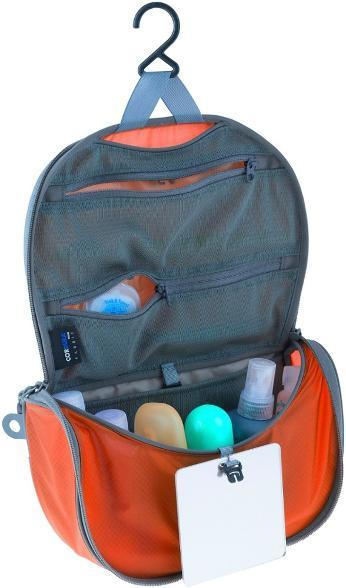 lightweight travel toiletry bag