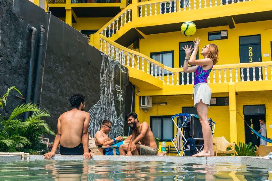 Shalom Rishikesh best hostels in Rishikesh