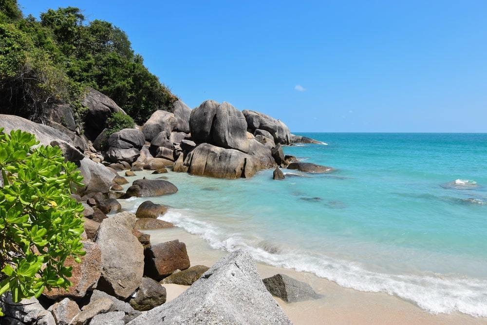Thong Takhian Beach