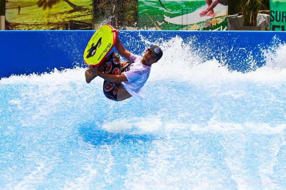 Surf at FlowRider