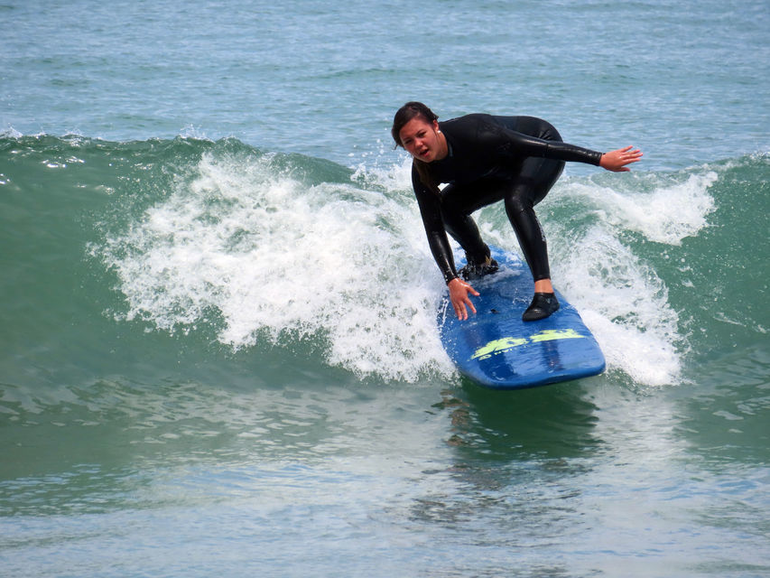 Surf in the Andaman Sea