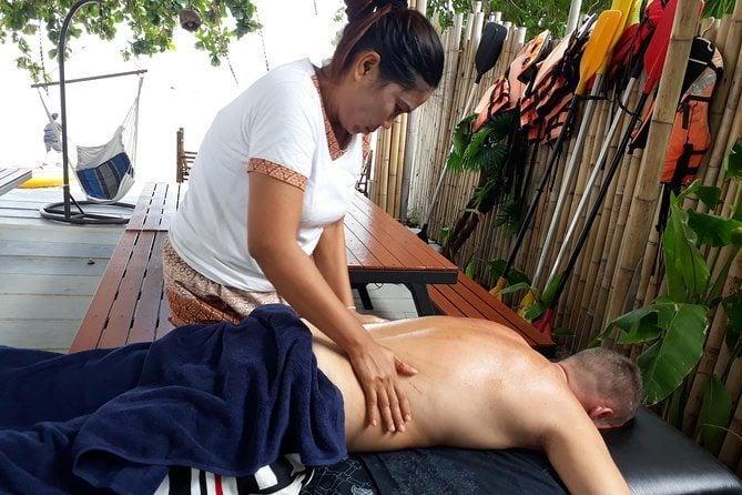 Thai Massage at Home