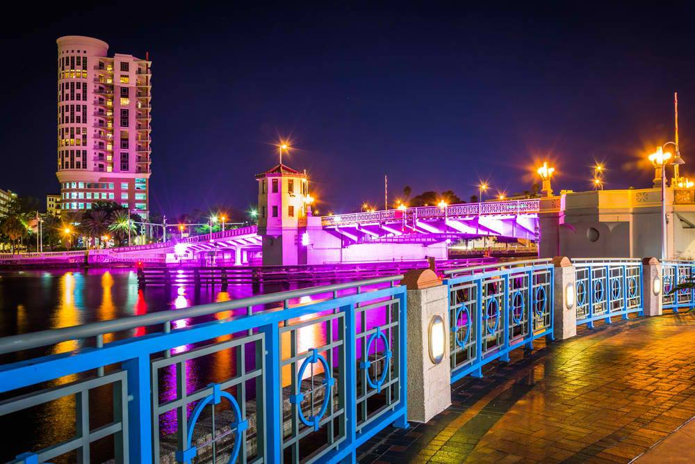 The Riverwalk Tampa