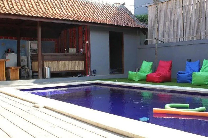 The Tipsy Gypsy best hostels in Canggu