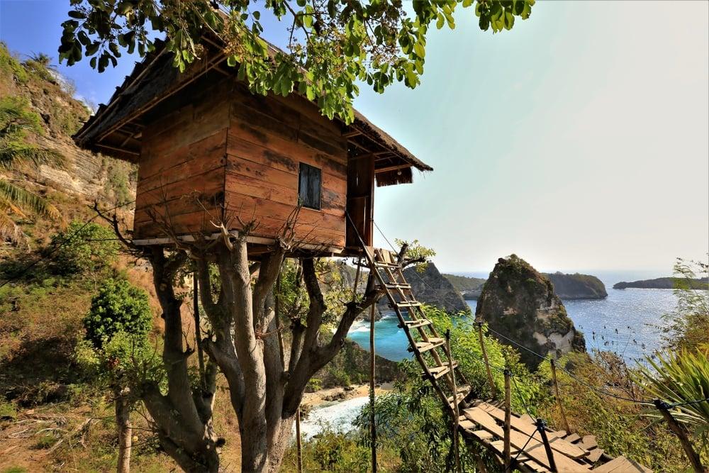 The Tree House of Nusa Penida, Nusa Penida