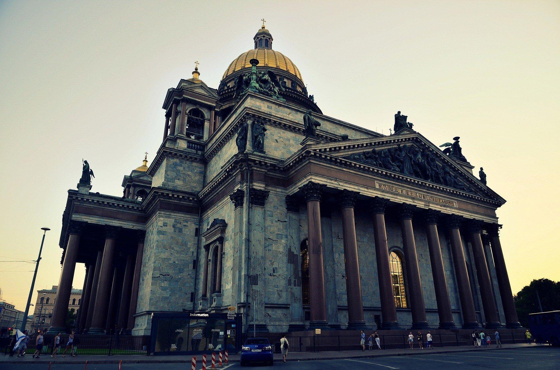 Tsentralny, St Petersburg