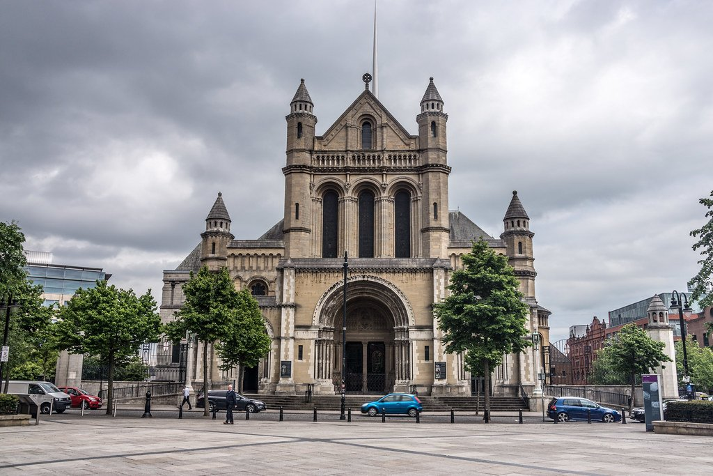 Visit St Anne's Cathedral, Belfast
