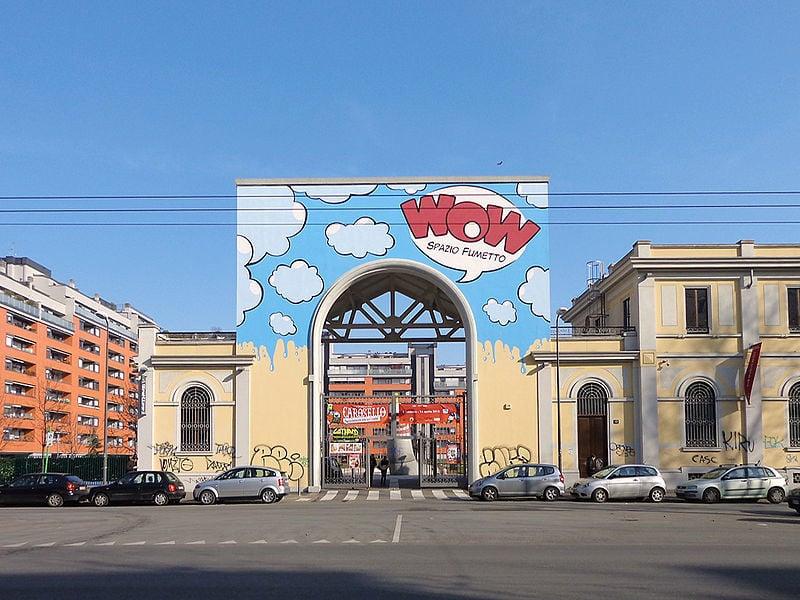 WOW Spazio Fumetto Museum