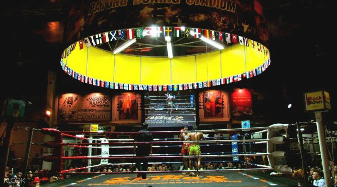 Watch a Muay Thai Match