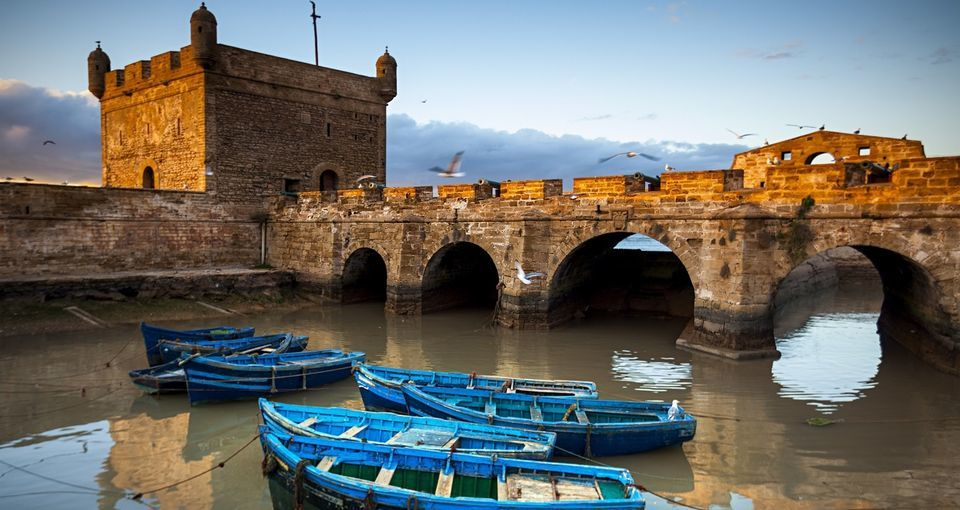 Tour Essaouira and the Atlantic Coast