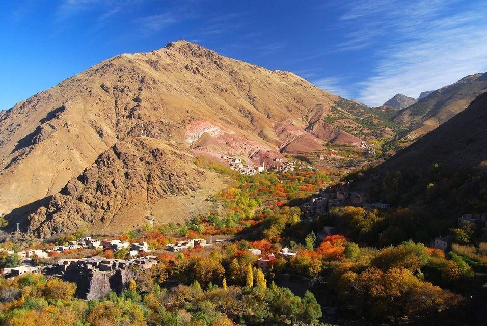 Take a Trip to the Atlas Mountains