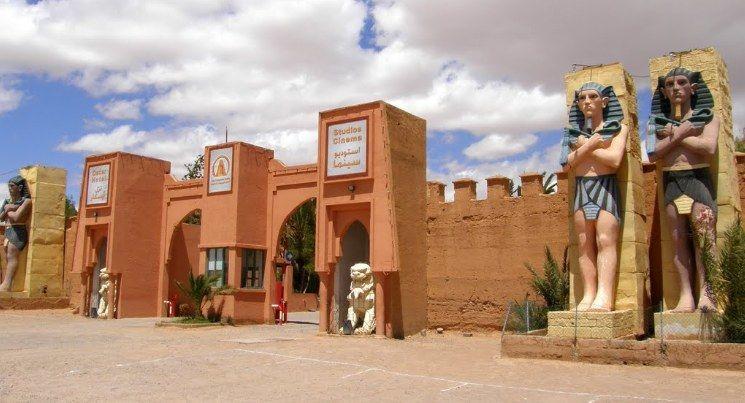 Visit Ouarzazate and Ait Benhaddou