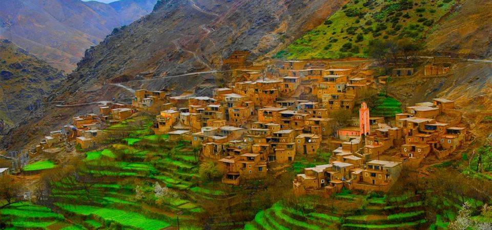 Explore the Berber Villages and 3 Valleys