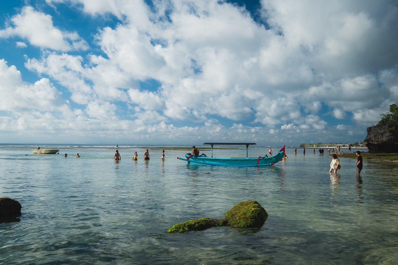 padang padang beach uluwatu bali