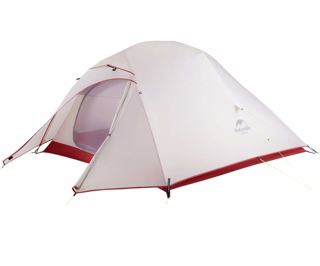 NatureHike Cloud-Up - The Best Budget 4-Season Backpacking Tent